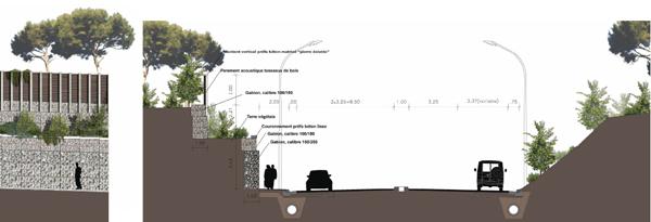 mur anti bruit jardin mur anti bruit jardin conseils accueil design et mobilier mur anti bruit. Black Bedroom Furniture Sets. Home Design Ideas